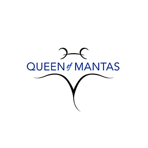 queen of mantas logo