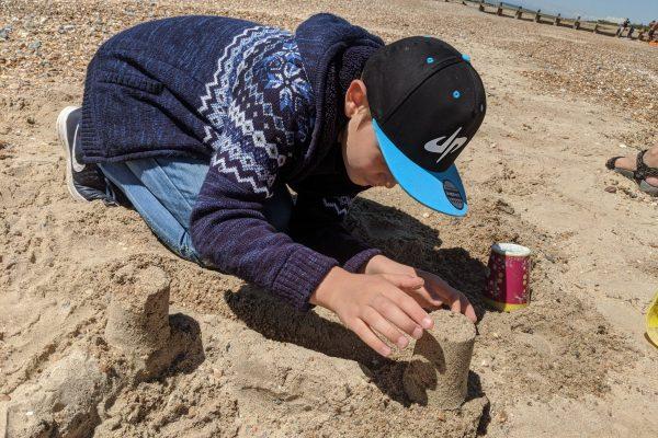 Beach Builders 1