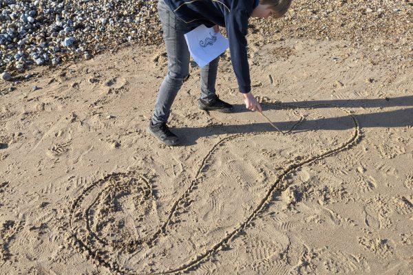 Seahorse Sensation Outdoor Art 1